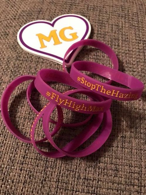 #FlyHighMax Bracelet