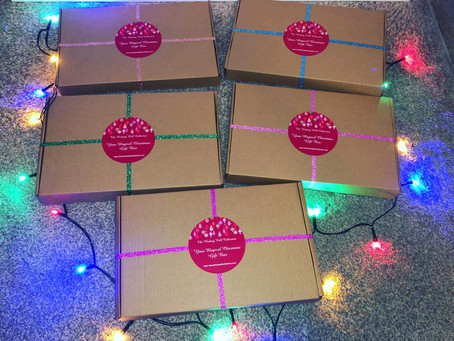 The Magical Christmas Gift Boxes