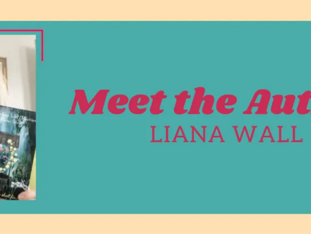 Meet the Author Monday (15th March 2021)