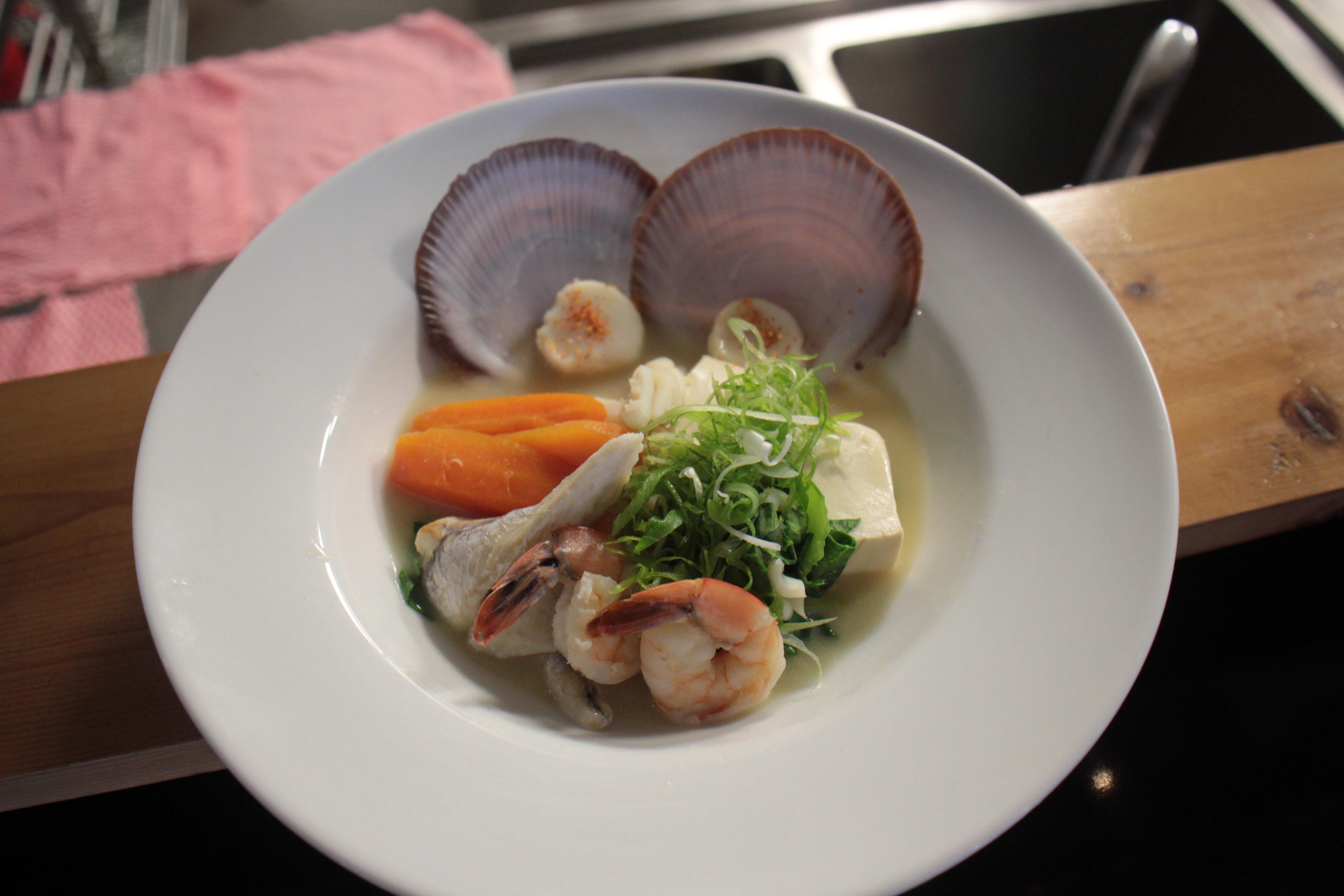 Kaisen Miso Soup