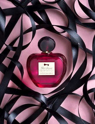 Dirección Artística. Perfumes Antonio Banderas.