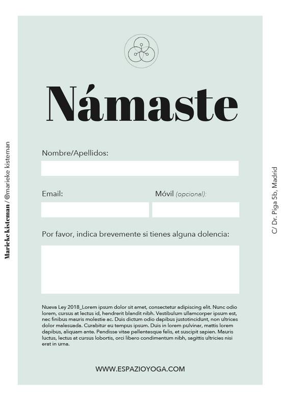 Namaasté