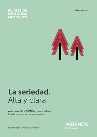ABANCA. Campaña pensiones.