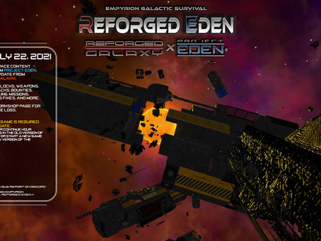 WAG Reforged Eden 1.5 is back on Friday!