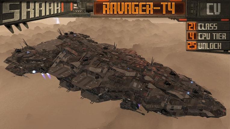 Skaar Ravager