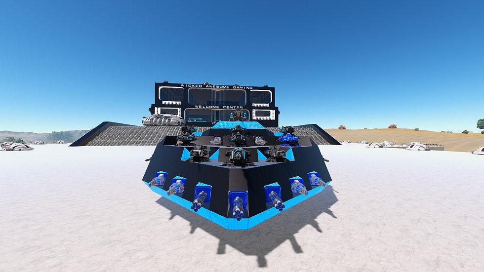 WAG Tank