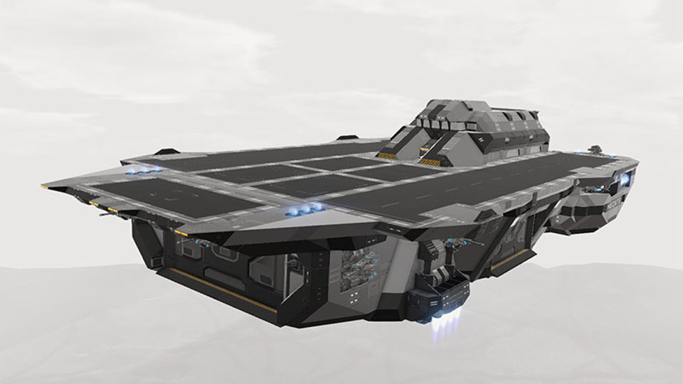 Hecate Carrier Vessel
