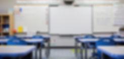 Ready prepared classroom
