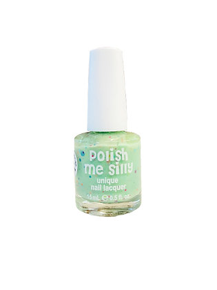 Polish Me Silly Nail Polish, Minty Madness