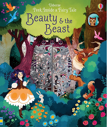 Peek Inside a Fairy Tale Beauty & the Beast