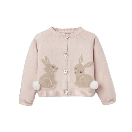 Elegant Baby Bunny Sweater