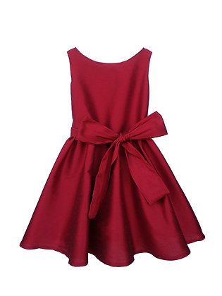 Lola Dress, Red