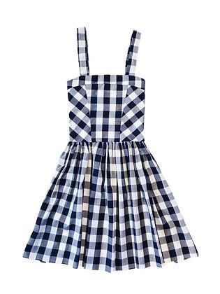 Rosie Dress, Navy