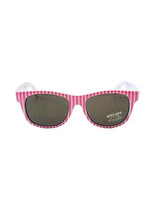 Baby Stripe Sunglasses, Pink