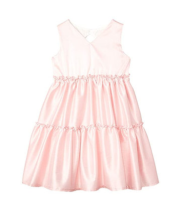 Three Tier Dress, Pink