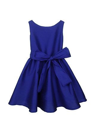 Lola Dress, Blue