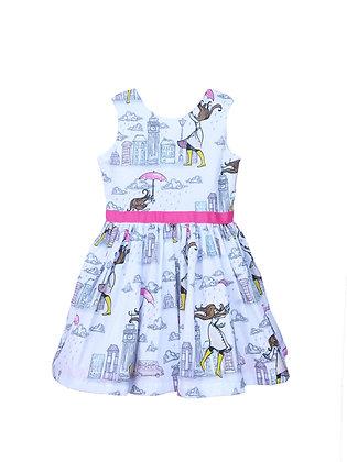 London Party Dress
