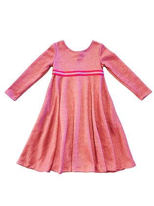 Emma Sweater Dress, Pink