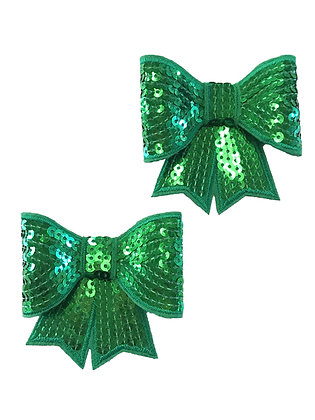 Big Bow Clip Set