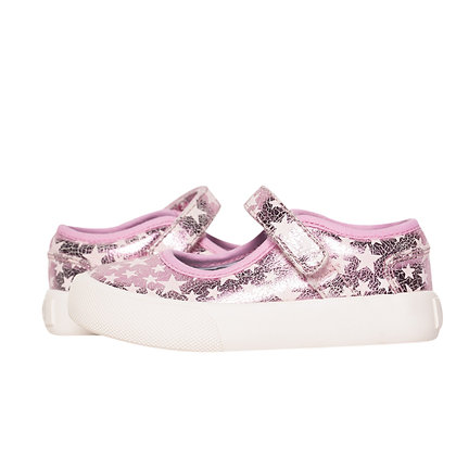 Level Shoes, Pink Star