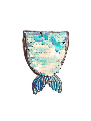 American Jewel Mermaid Tail Bag