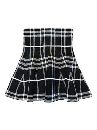 Plaid Cheer Skirt