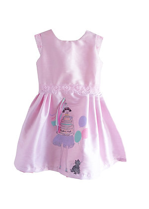 Birthday Wishes Party Dress