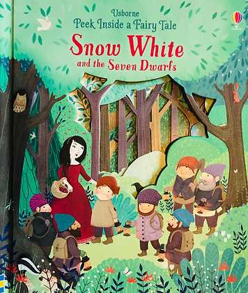 Peek Inside a Fairy Tale Snow White