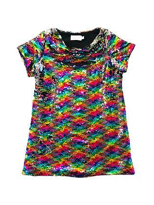 Drew Dress, Rainbow