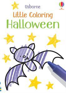 Little Coloring Halloween