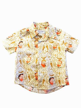 Boy Collared Shirt, Sea Captain