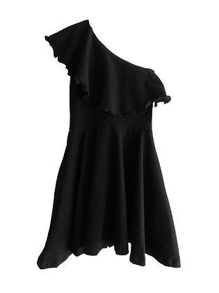 Zoe Dress, Black