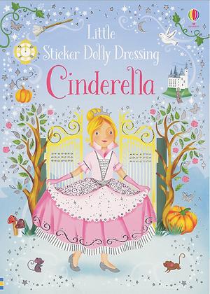 Sticker Dolly Dressing Cinderella