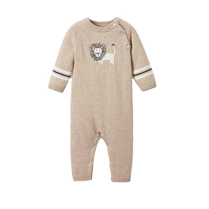 Elegant Baby Boy Jumpsuit