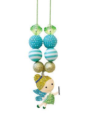 Fairy Princess Charm Necklace
