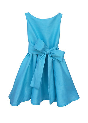 Lola Dress, Tiffany Blue