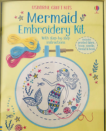 Usborne Embroidery Kit