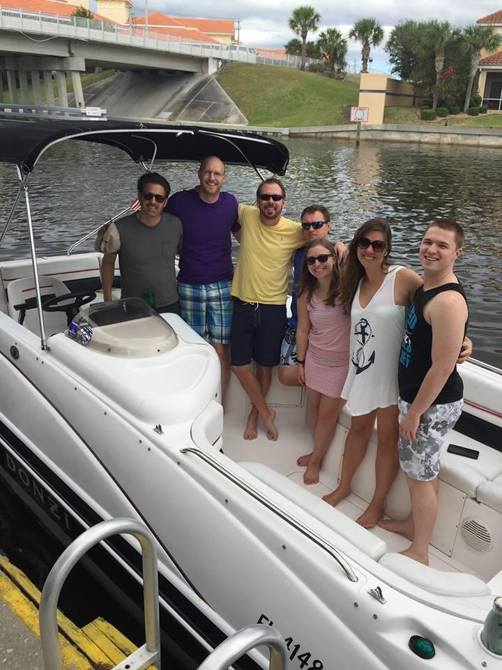 Group Fun In Palm Coast