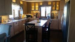 Custom Kitchen Bear lake MI