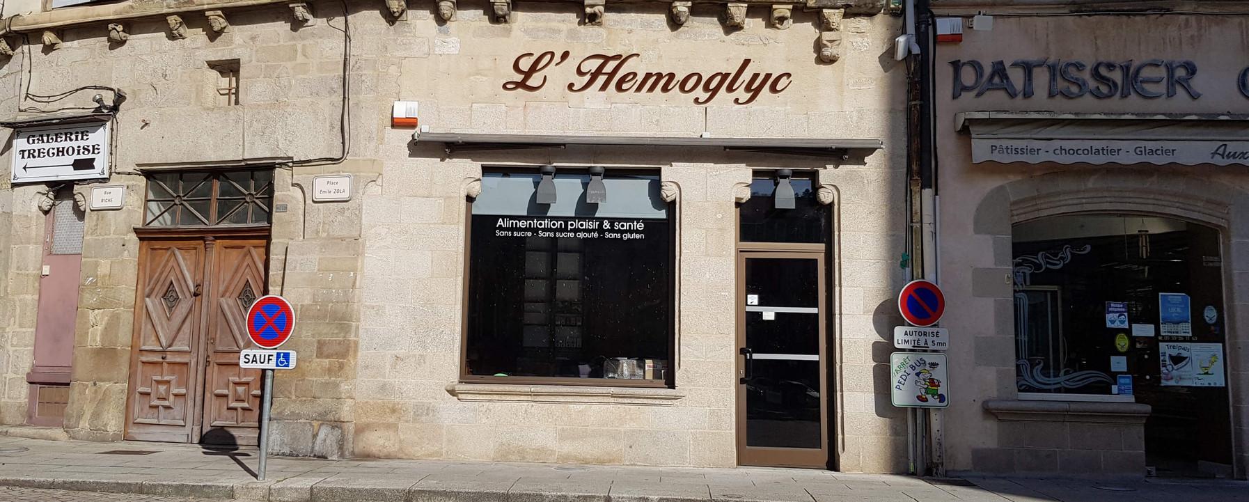 HEMOGLYC TULLE ALIMENTATION SANS SUCRE E