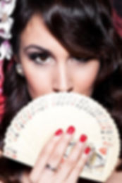 Cassandra, The Songstress of Magic, Berlin Talent Inc.