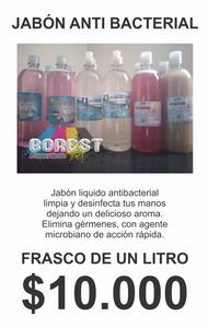 jabon antibacterial