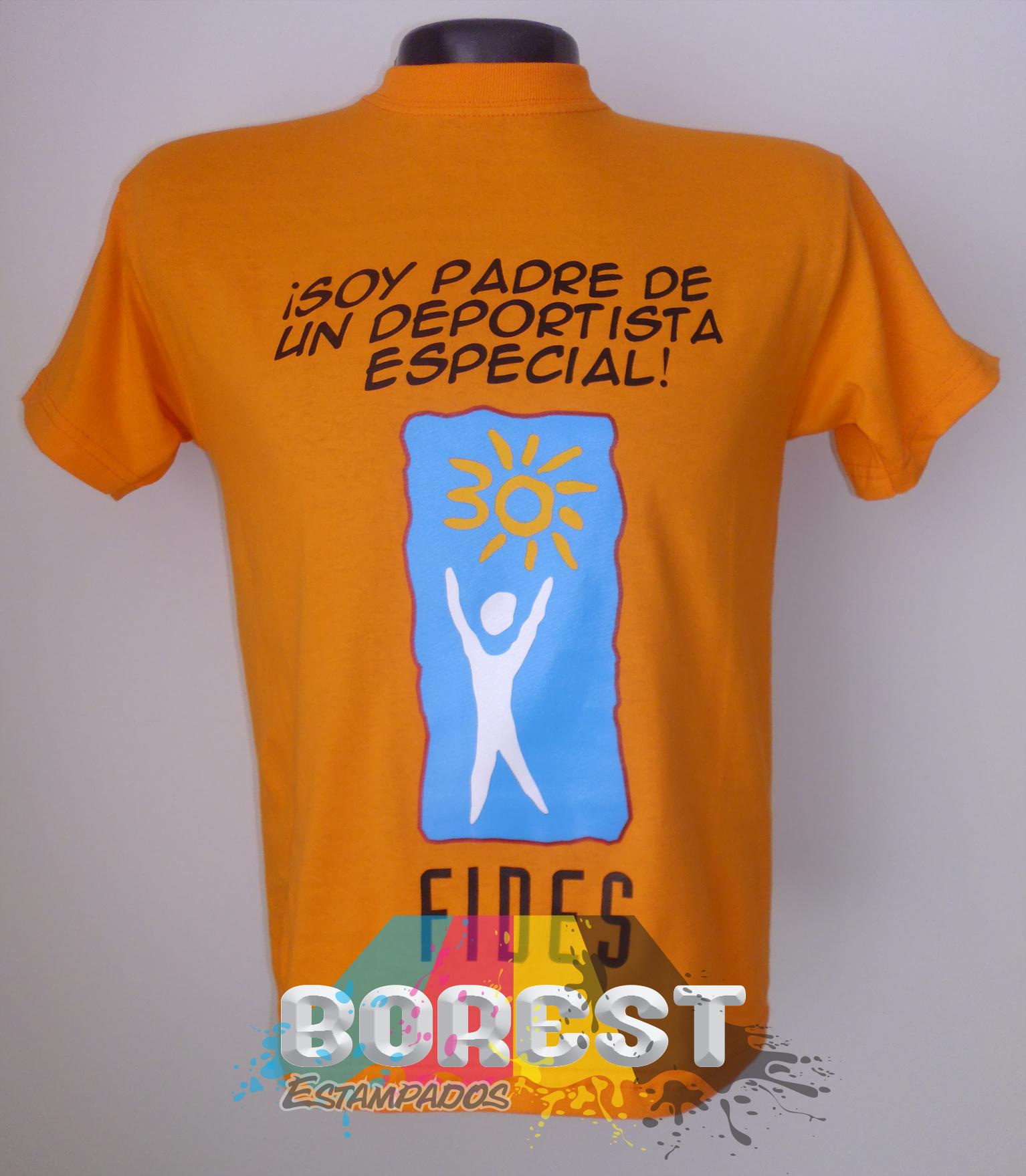 camiseta fides