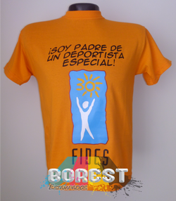 camiseta fides