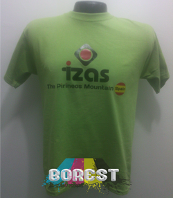 camiseta izas