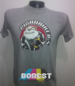 camiseta pichubikers