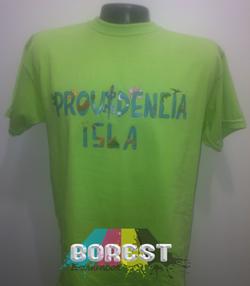 camiseta providencia isla