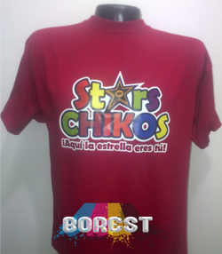 camiseta stars
