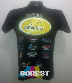 camiseta coop bici