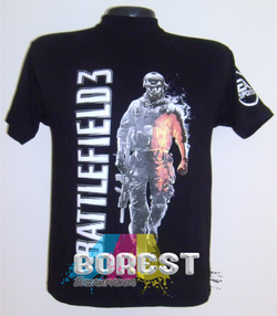 camiseta battlefield